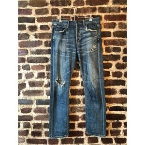 Citizens of Humanity Slouchy Slim Jeans